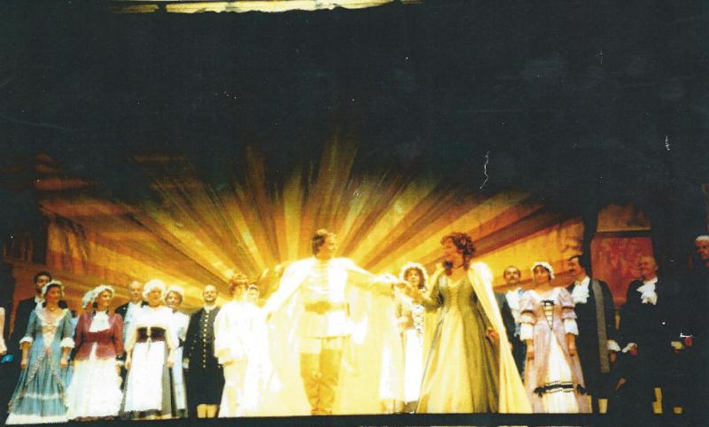 Michael-Renier-as-Tamino-in-Die-Zauberflote-Mozart-in-Germany